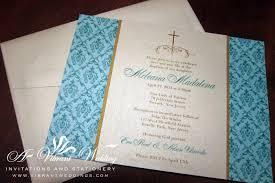 Invitation Cards For Baptism Baptism U2013 A Vibrant Wedding