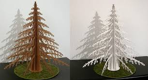 cardboard christmas tree customizable cardboard christmas trees mnn nature network