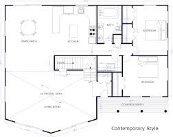 Floor Plan For A House Free Floor Plans For Homes Home Design Inspiration