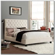 Bedframe With Headboard Top Innovative Bed Headboard And Frame Metal With Idea 15