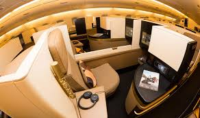 Etihad A380 The Residence Review Of Etihad A380 Business Class Finder Com Au