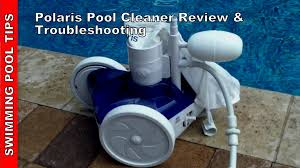 polaris pool cleaner review and troubleshooting youtube