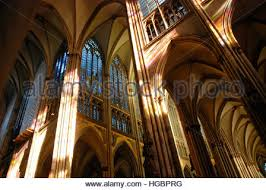 Cologne Cathedral Interior Interior Of Cologne Cathedral Stock Photo Royalty Free Image