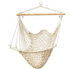 Single Person Hammock Chair Amazon Com Hammock Net Chair Cotton Cradle Chair With