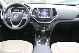 jeep cherokee sport interior 2017 2017 jeep cherokee latitude 4x4 test drive review autonation drive