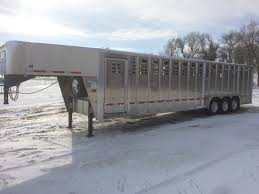 cattle trailer lighted sign 2017 wilson 7x32 stock trailer washburn nd classifieds