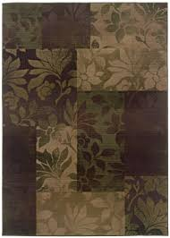 Green And Brown Area Rugs Plum And At Rug Studio