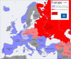 13 Colony Map A Cold War Map Challenge Alternate History Discussion