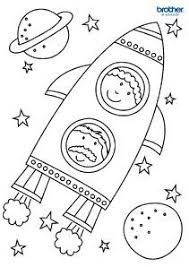 printable planets coloring page k 1 solar system night sky and
