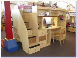 Bunk Bed With Sofa Bed Underneath Bunk Beds With Desk Underneath Uk Bedroom Home Design Ideas