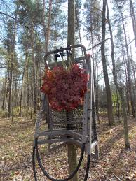 tree stand camouflage hp archery