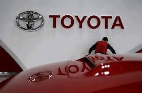 toyota us sales toyota forecasts tough outlook for us sales yen boost to overall