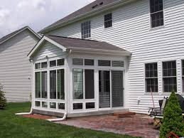 House With A Porch Enclosing A Porch Idea To Make 3 Season Porch U2014 Porch And