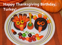 thanksgiving day turkey images happy thanksgiving birthday turkey counting candles