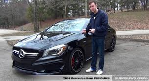 mercedes amg 45 review review 2014 mercedes cla45 amg