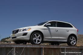 2012 volvo xc60 r design polestar dashboard photography courtesy
