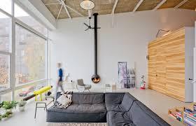 loft houses unieke loft op pootjes in amsterdam wonen stylen pinterest