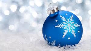 blue christmas blue christmas ornament wallpaper 8601