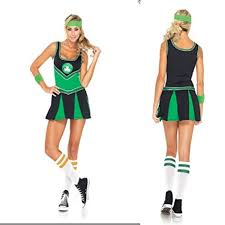 Halloween Cheer Costumes Halloween Cheerleader Costume Costumelook