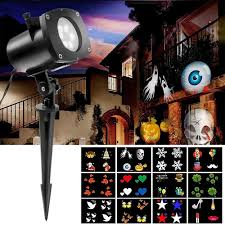 halloween wall covers amazon com halloween projector light hosyo motion landscape