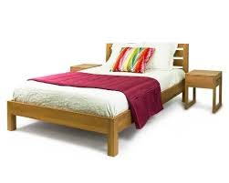 Teak Bedroom Furniture by Buy Solid Teak Wood Bed Base Canary Wharf Online In India Best