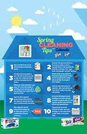 how to have fun spring cleaning