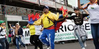 cual fue el aumento en colombia para los pensionados en el 2016 cut analiza un paro para protestar contra el aumento del salario