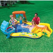 Backyard Bounce Triyae Com U003d Backyard With Pool And Playground Various Design