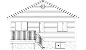 split level home plans economical split level home plan 80376pm architectural designs