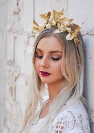 gold headpiece gold vixen racing fashion headpiece vixen headpieces and gold