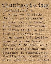 being thankful deb runs
