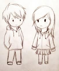 anime chibi chibi couple by 9mumei19 on deviantart