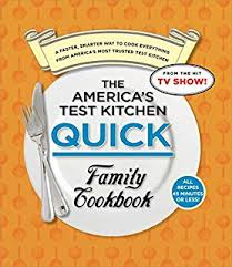 the america u0027s test kitchen healthy family cookbook a new