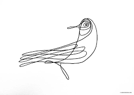 25 simple bird drawing ideas bird drawings