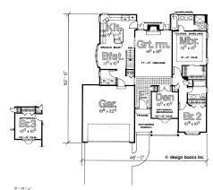 traditional style house plan 2 beds 2 00 baths 1479 sq ft plan