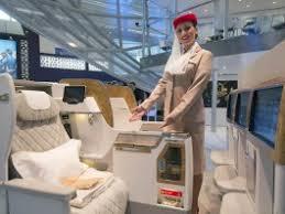 nouveau siège affaire pour les 777 d emirates airlines air journal