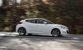 hyundai veloster car and driver 2012 hyundai veloster dct road test review car and driver