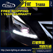 nissan altima 2013 halo headlights compare prices on 2010 nissan altima led headlights online