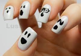 creative and easy halloween nail art designs lustyfashion