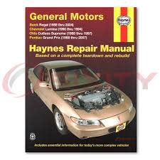 28 2000 buick regal repair manual 59899 2000 buick century