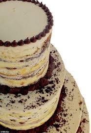 introducing the u0027naked cake u0027 new wedding dessert trend for