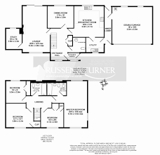 floor plans for all russen u0026 turner king u0027s estate agents