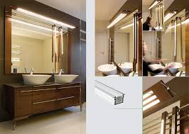 led vanity light strip elegant best 25 led mirror ideas on pinterest with lights for strip