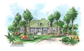 cape sabal house plan old florida weber design group building
