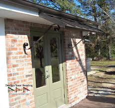 Awning For Back Door Inspiration Projects Gallery Of Awnings