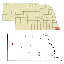 Map Of Counties In Nebraska Humboldt Nebraska Wikipedia
