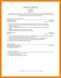 Computer Skills On A Resume 10 Resume For Second Job Mla Cover Page