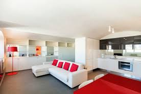 Dining Room With Sofa 60 Red Room Design Ideas All Rooms Photo Gallery