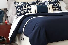 Navy Blue And White Crib Bedding by Bedding Set Navy White Bedding Wonderful Navy Blue And White