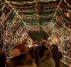 o fallon christmas lights making christmas break merry and bright crusader nation